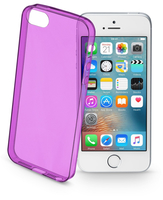Cellularline Color Case - iPhone SE/5S/5 Custodie colorate e ultrasottili Viola