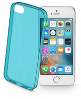 Cellularline Color Case - iPhone SE/5S/5 Custodie colorate e ultrasottili Verde