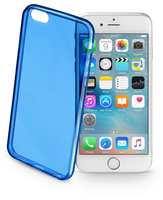 Cellularline Color Case - iPhone 6S/6 Custodie colorate e ultrasottili Blu