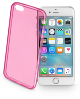Cellularline Color Case - iPhone 6S/6 Custodie colorate e ultrasottili Rosa