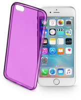 Cellularline Color Case - iPhone 6S/6 Custodie colorate e ultrasottili Viola
