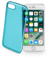 Cellularline Color Case - iPhone 7 Custodie colorate e ultrasottili Verde