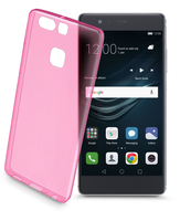 Cellularline Color Case - P9 Custodie colorate e ultrasottili Rosa