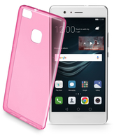 Cellularline Color Case - P9 Lite Custodie colorate e ultrasottili Rosa