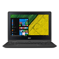 "Acer Spin SP111-31-C6J6 1.10GHz N3350 11.6"" 1366 x 768Pixel Touch screen Nero Ibrido (2 in 1)"