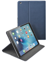 "Cellularline Folio - iPad Pro 12.9"" Custodia per iPad Pro 12.9 con stand multiangolo Blu"
