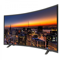 "Icarus IC-CURVE55-HD S 55"" 4K Ultra HD Nero LED TV"