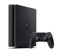 Sony PS4 1 TB Slim The Last Of Us + Uncharted 1000GB Wi-Fi Nero