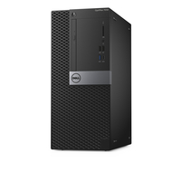 DELL OptiPlex 7050 3.9GHz i3-7100 Torre Nero PC