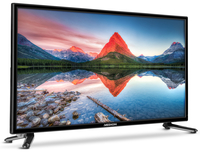 "MEDION LIFE P14118 23.6"" Full HD Nero LED TV"