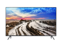 "Samsung UE55MU7040 55"" 4K Ultra HD Smart TV Wi-Fi Nero, Titanio LED TV"