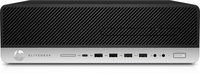 HP EliteDesk 800 G3 3.6GHz i7-7700 SFF Nero, Argento PC
