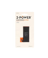 2-Power MBI0166B mobile phone spare part Battery Black