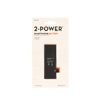 2-Power MBI0168B mobile phone spare part Battery Black