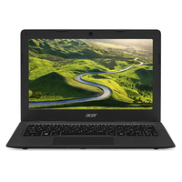 "Acer Aspire One Cloudbook AO1-131-C3R0 1.6GHz N3050 11.6"" 1366 x 768Pixel Nero Computer portatile"