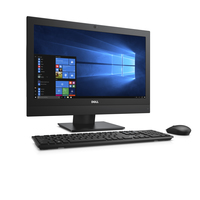 "DELL OptiPlex 5250 3.9GHz i3-7100 21.5"" 1920 x 1080Pixel Nero PC All-in-one"