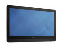 "DELL Inspiron 3064 2.40GHz i3-7100U 19.5"" 1600 x 900Pixel Touch screen Nero PC All-in-one"