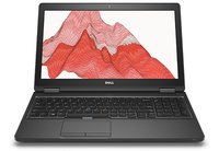 "DELL Precision 3520 2.9GHz i7-7820HQ 15.6"" 1920 x 1080Pixel Nero Workstation mobile"