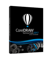 Corel CorelDRAW Technical Suite 2017 1U UPG