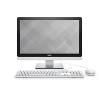 "DELL Inspiron 3263 2.50GHz i5-7200U 21.5"" 1920 x 1080Pixel Touch screen Bianco PC All-in-one"