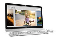 "DELL Inspiron 3452 2.50GHz i5-7200U 23.8"" 1920 x 1080Pixel Touch screen Bianco PC All-in-one"