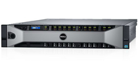 DELL PowerEdge R830 2.60GHz E5-4627V4 750W Armadio (2U) server