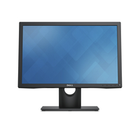 "DELL E Series E2016 19.45"" IPS Opaco Nero monitor piatto per PC"