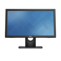 "DELL E Series E2016H 19.5"" HD+ TN Opaco Nero monitor piatto per PC"