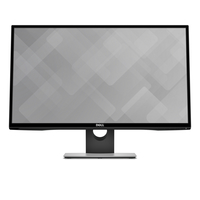"DELL S Series SE2717H 27"" Full HD IPS Opaco Nero, Argento monitor piatto per PC"