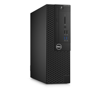 DELL OptiPlex 3050 3.2GHz i5-6500 SFF Nero PC