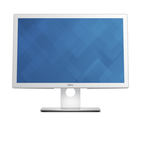 "DELL MR2416 24"" Full HD IPS Opaco Bianco monitor piatto per PC"