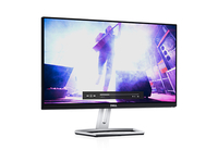"DELL S Series S2318H 23"" Full HD IPS Nero, Argento monitor piatto per PC"