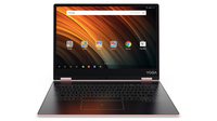 "Lenovo Yoga A12 1.44GHz x5-Z8550 12.2"" 1280 x 800Pixel Touch screen Rosa Ibrido (2 in 1)"