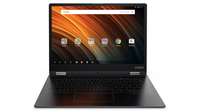 "Lenovo Yoga A12 1.44GHz x5-Z8550 12.2"" 1280 x 800Pixel Touch screen Grigio Ibrido (2 in 1)"