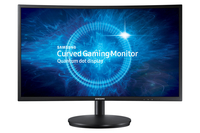"Samsung C27FG70FQL 27"" Full HD Opaco Nero monitor piatto per PC"