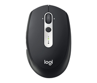 Logitech M585 Wireless a RF + Bluetooth Ottico 1000DPI Mano destra Grafite, Argento mouse