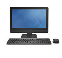 "DELL OptiPlex 3030 3GHz i5-4590S 19.5"" 1600 x 900Pixel Touch screen Nero PC All-in-one"