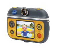 VTech Kidizoom Action Cam 180° Nero, Giallo