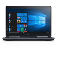"DELL Precision 7520 3GHz E3-1505MV6 15.6"" 1920 x 1080Pixel Nero Workstation mobile"