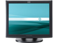 "HP Compaq L5009tm 15"" 1024 x 768Pixel Da tavolo Nero monitor touch screen"