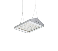 Philips BY471P GRN170S/840 PSD-CLO WB BR SI SWP Supporto flessibile LED Argento, Bianco lampada a sospensione