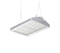 Philips BY471P GRN250S/840 PSD-CLO WB BR SI SWP Supporto flessibile LED Argento, Bianco lampada a sospensione