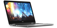 "DELL Inspiron 7779 2.70GHz i7-7500U 17.3"" 1920 x 1080Pixel Touch screen Nero, Argento Ibrido (2 in 1)"