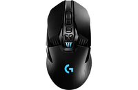 Logitech G903 Wireless  + USB Ottico 12000DPI Ambidestro Nero mouse