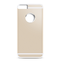 Area Aluminium - back cover gold