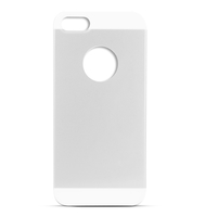 Area Aluminium - back cover in alluminio silver