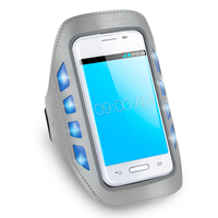 Area Armband LED Blu - fino a 4