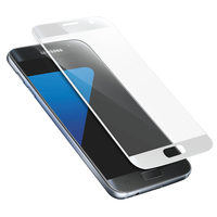 Area Screen Protector - 3D Full coverage bianco Galaxy S7 1pezzo(i)