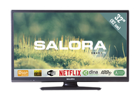 "Salora 32EFS2000 32"" Full HD Smart TV Wi-Fi Nero LED TV"