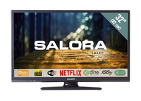 "Salora 32XFS4000 32"" Full HD Smart TV Wi-Fi Nero LED TV"
